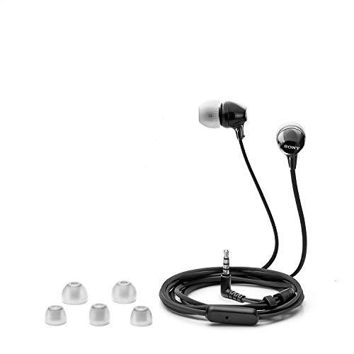 (Renewed) Sony MDR-EX14AP Headphone (Black) Image 6
