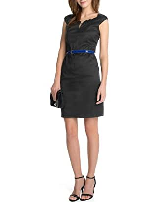 ESPRIT Collection Damen Kleid (knielang) Q23102, Mehfarbig, DE 32