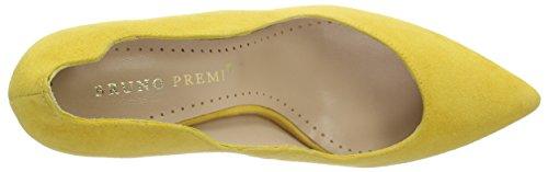 Bruno Premi - F5502x, Scarpe col tacco Donna Giallo (Gelb (Giallo))