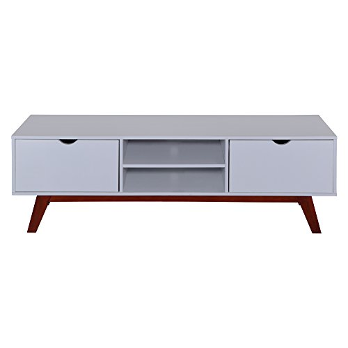 Evok Octave 2-Drawer TV Cabinet (White)