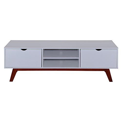 Evok Octave 2-Drawer TV Cabinet (White)