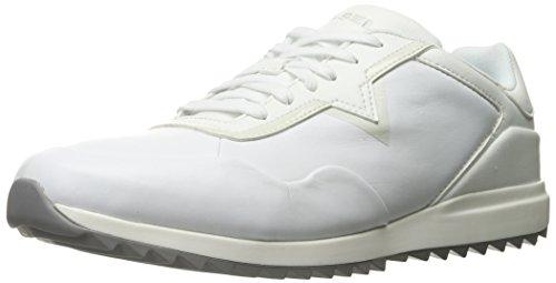 Diesel-weiße Leder (DIESEL - Sneaker - Herren - Weiße Leder-Sneaker Swifter für herren - 41)