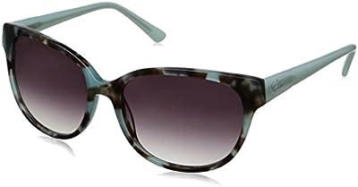 Guess - Gafas de sol Mariposa GU7332, GU7332_D79 Tortoise & Smoke