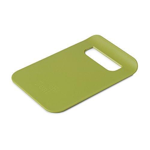 "Zeal dritto a pan\""Slim cucina tagliere board-small (22,9cm/22cm), verde lime, 21.5x 14.5x 2cm"