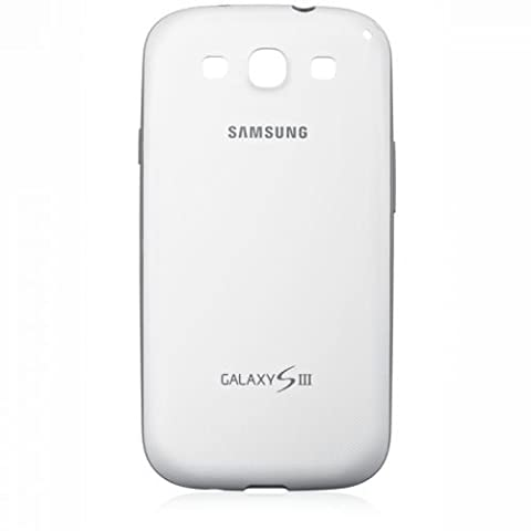 Samsung Original Schutzhülle / Cover EFC-1G6BWECSTD (kompatibel mit Galaxy S3