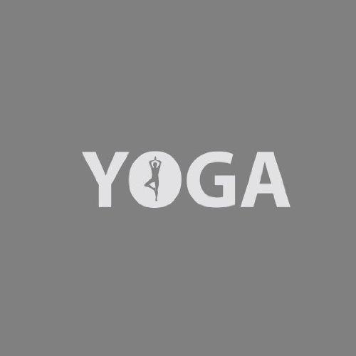 Logo Yoga - Borsa Di Stoffa / Borsa Verde