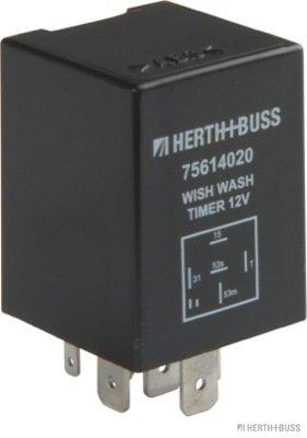 Preisvergleich Produktbild Herth+Buss Elparts 75614020 Relais, Wisch-Wasch-Intervall