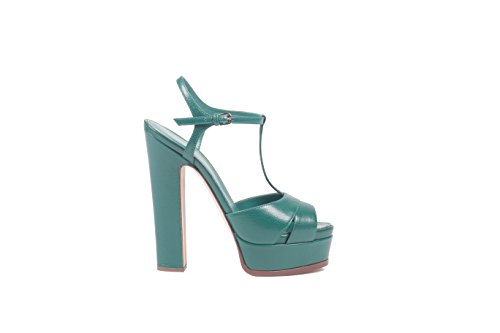 sergio-rossi-damen-a77350mca101-grun-leder-sandalen
