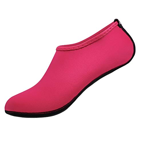Lakeland Active , Herren Aqua Schuhe schwarz schwarz, rosa - hot pink - Größe: Large