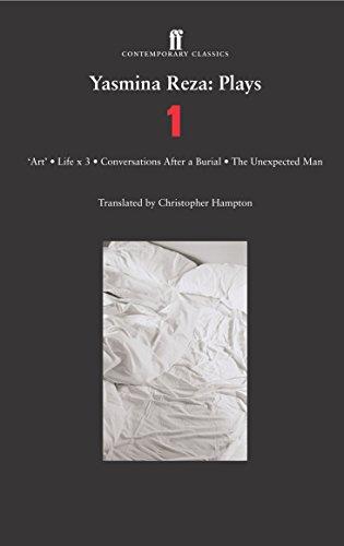 Yasmina Reza Plays 1 (Contemporary Classics (Faber & Faber))