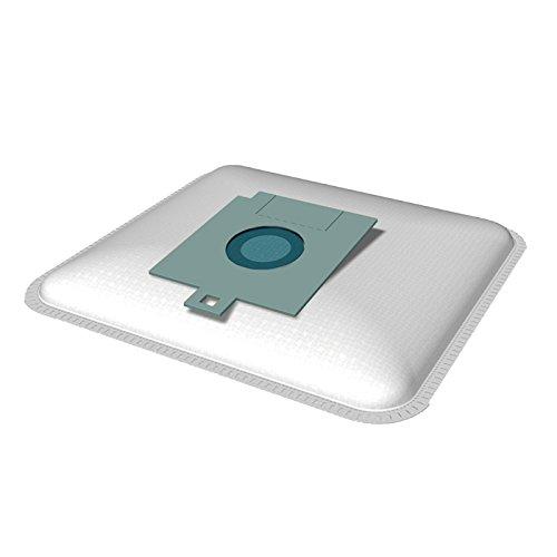 Swirl Y 204 MicroPor Plus Staubsaugerbeutel für AEG, Progress, Volta Staubsauger, Anti-Allergen-Filter, 4 Stück inkl. Filter