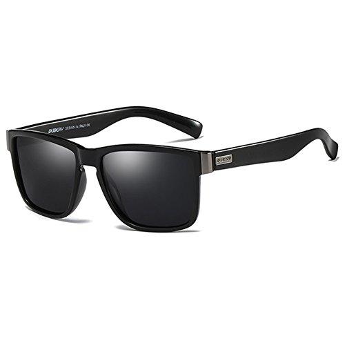 DishyKooker HD-polarisierte Sonnenbrille, die Gläser beschichtet Ultraviolett-Proofing-Sport-Radfahren-Schutzbrillen Geschenk Ornament NO1 D518