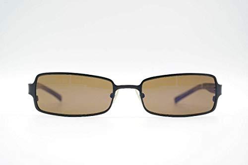 Freudenhaus Chris BLK 58[]19 Schwarz oval Sonnenbrille sunglasses Neu