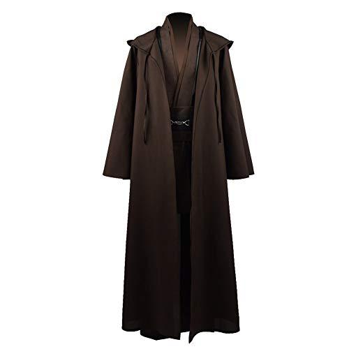 BOLAWOO-77 Caballero Jedi Anakin Disfraz Capa Skywalker