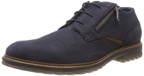 Bugatti 3.21618E+11, Zapatos Cordones Derby Hombre