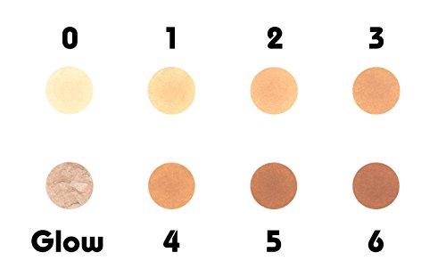 Age Attraction Mineralpuder Tester-Set 3 Farben - Inhalt 2 Gr
