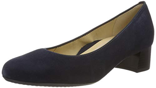 ARA Damen Vicenza 1216601 Pumps, (Blau 02), 38.5 EU
