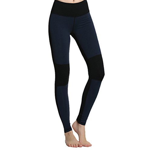 Zhhlaixing Creative Women Des sports Gym Yoga Running Fitness Pants Athletic Clothes Black