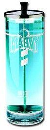 Marvy Bocal de désinfection incassable - En acrylique transparent - 1,1 litre