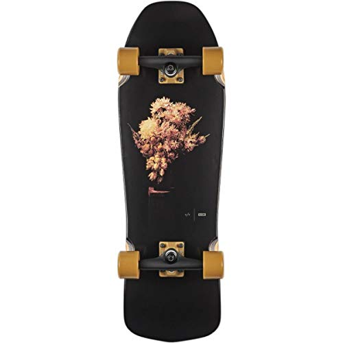Globe Skateboard Cruiser Komplettboard Blaster Black Shade/Mustard 76,2cm