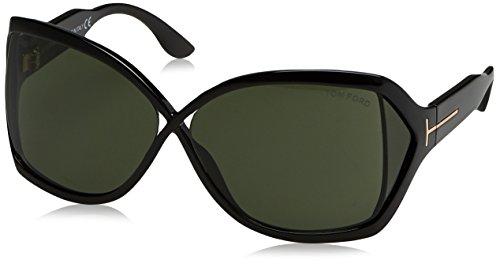 Tom Ford Sonnenbrille FT0427_01N (62 mm) Black, 62