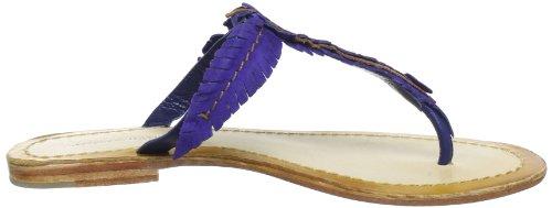 Antik Batik POESY1TON, Sandali infradito donna Blu (Blau (BLUE))