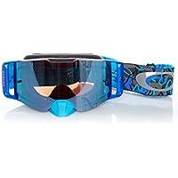 Oakley Masque Motocross 2019 Front Line Camo Vine Night Bleu Prizm Sapphire  Irid (Default, f8f0bfd02fd3