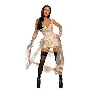 Jonah Hex Lilah Kostüm für Damen, Größe:S (Hex Lilah Kostüm)