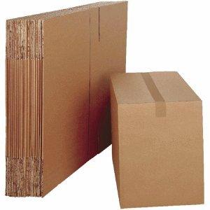 HSM Karton-Box für Aktenvernichter B35 618x525x870mm