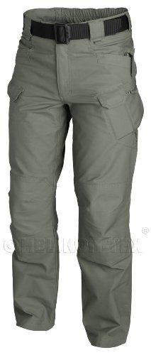 Helikon Tex UTP ® (Urban Tactical Pants) Hose - Ripstop - Olive Drab (XXL/Regular) (Drab Baumwolle Olive)