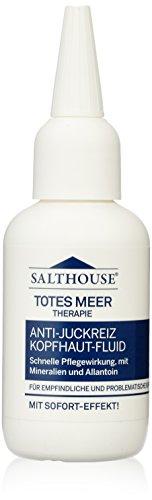 Murnauer Salthouse Totes Meer Therapie Kopfhaut Fluid, 60ml, 1er Pack (1 x 60 ml) -