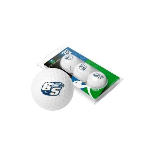NCAA Georgia Southern Eagles–3Golf Ball Sleeve (Southern Eagles Golf Georgia)