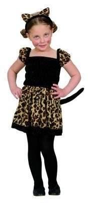 Beauty Leopard Accessory for Fancy (Fancy Tragen Dress Kostüme)