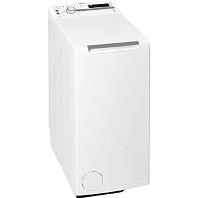 Whirlpool (Uk) Ltd TDLR60210 FRESH CARE 1200rpm Top Loading Washing Machine 6kg Load White from Whirlpool (Uk) Ltd