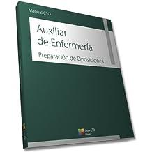 Manual CTO de Auxiliares de Enfermería - Preparación de Oposiciones