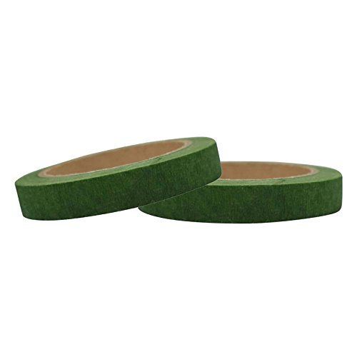Asian Hobby Crafts Flower Making Floral Tape, Green