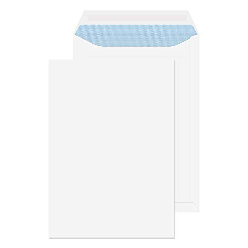 Blake Purely Everyday C4 324 x 229 mm 90gsm Self Seal Pocket Envelopes (FL2891) White - Pack of 250
