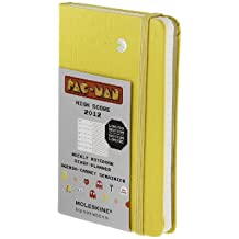 Limited edition - Pac-man weekly planner pocket, yellow