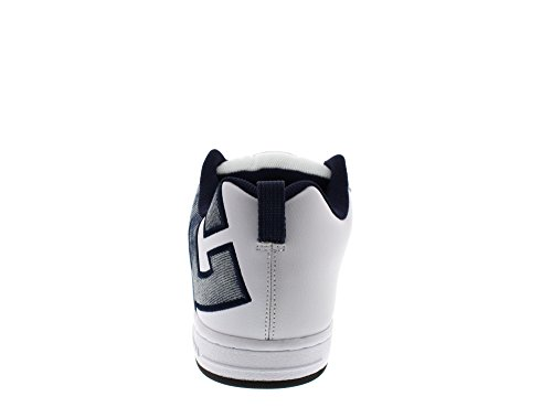 Dc Shoes Court Graffik S M - Sneaker, , taglia Denim