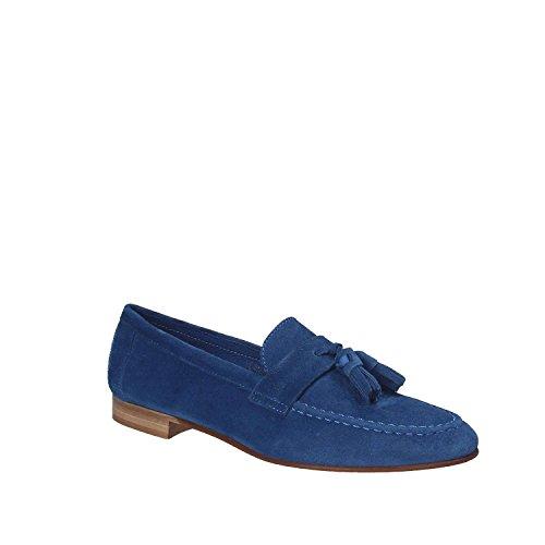 MARITAN 160791 Mocassins Femmes Bleu