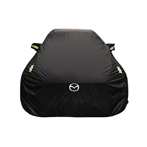 Autoabdeckung Mazda MX-5 Cabrio Spezielle Auto Abdeckung Auto Kleidung Dicke Oxford Tuch Sonnenschutz Regen Abdeckung Auto Tuch Auto Abdeckung (größe : Oxford Cloth - Single Layer) - Cabrio Abdeckung