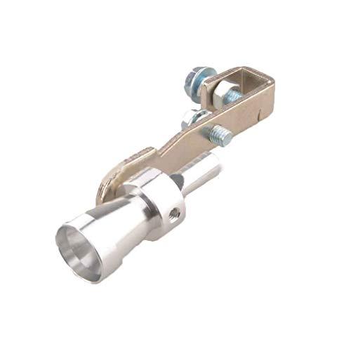 Kineca Universal Car Turbo Whistle Voiture Réaménagement Turbo Whistle Pot  d'échappement Sound Turbo Tail
