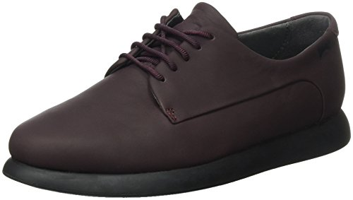 CAMPER Damen Monday Slipper Rot (Dark Red 001)