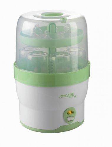 Joycare - Esterilizador de vapor universal para biberones, tetinas y accesorios