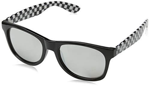 Vans Herren SPICOLI 4 SHADES Sonnenbrille, Schwarz (Black-Checker), 50.0