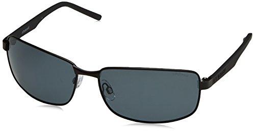 Polaroid pld 2045/s m9, occhiali da sole uomo, black, 63