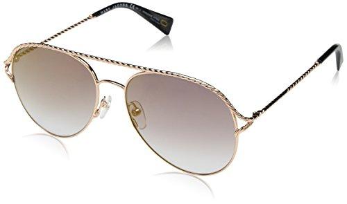 Marc Jacobs Damen MARC 168/S FQ 2F7 58 Sonnenbrille, Altgold Greykh/Gy Grey,