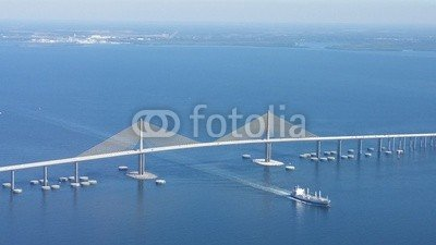 alu-dibond-bild-90-x-50-cm-sunshine-skyway-bridge-bild-auf-alu-dibond