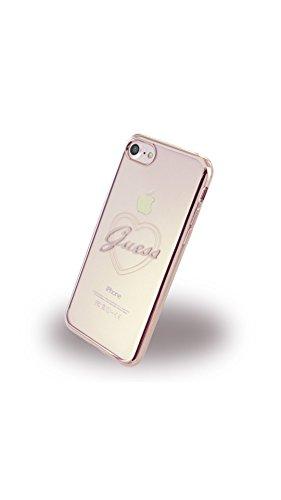 guess-carcasa-iphone-7-licencia-corazon-rosa