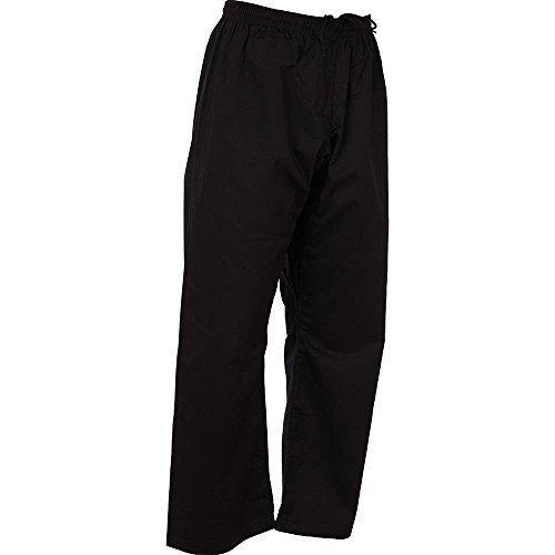 Karate , Kampfsport Trainingshose Größe 3/170cm - Schwer SCHWARZ-KEMPO Karate Hosen